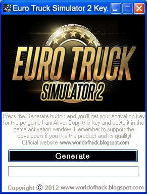 serial key euro truck simulator 2