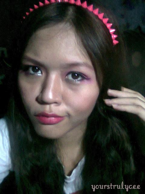 cee culanculan makeup luka megurine yourstrulycee cee's wonderand blog