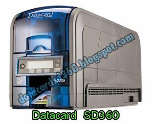 datacard sd360\