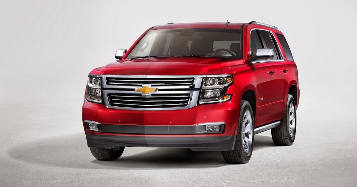 All Cars New Zealand: 2013 Chevrolet Tahoe