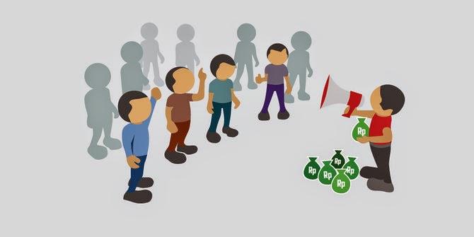 Dampak Ekonomi Politik Uang
