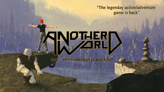 Another World Android Apk + obb Data