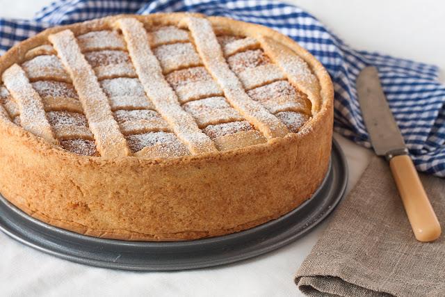 Peraška torta od badema