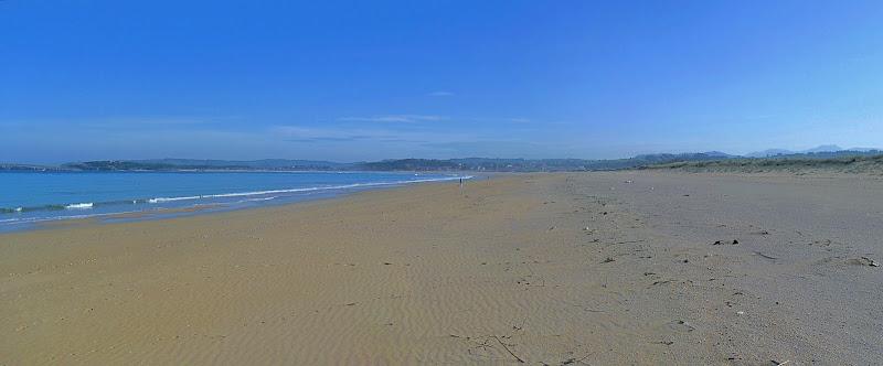 Playas del Puntal, Somo y Loredo
