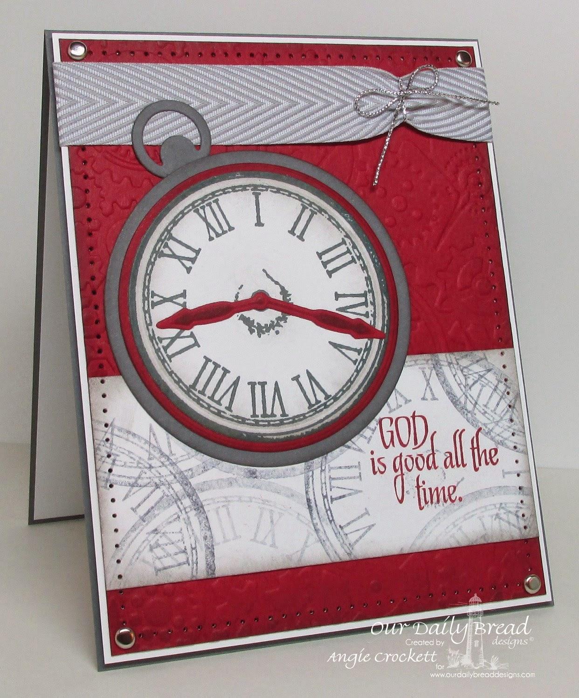 ODBD God's Timing, ODBD Custom Matting Circles Dies, ODBD Custom Circle Ornaments Dies, Card Designer Angie Crockett