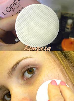 Máscara com mel da pessoa de pontos pretos
