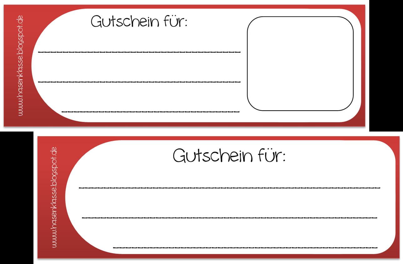 Charmant Gutschein Vorlage Für Kinder Bilder - Entry Level Resume ...
