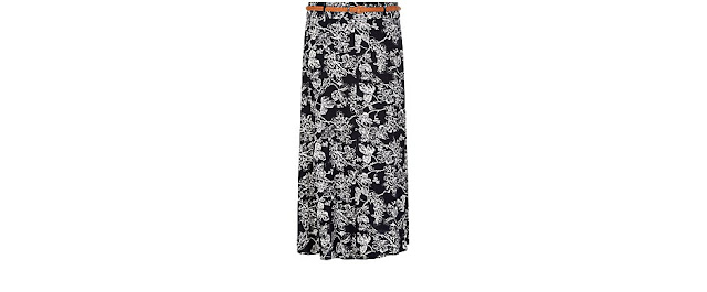 http://www.newlook.com/shop/inspire-plus-sizes/skirts/samya-blue-floral-print-belted-maxi-skirt_356317049