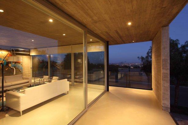 Casas de vidrio ii minimalistas 2015 for Casa minimalista vidrio