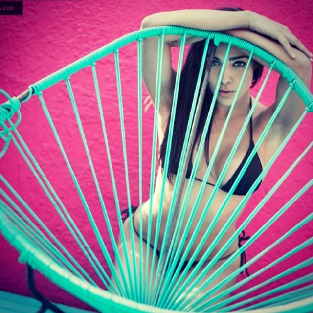 Erika Fernandez silla