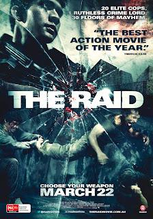 The Raid (La Redada) Poster