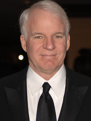 actores de tv Steve Martin