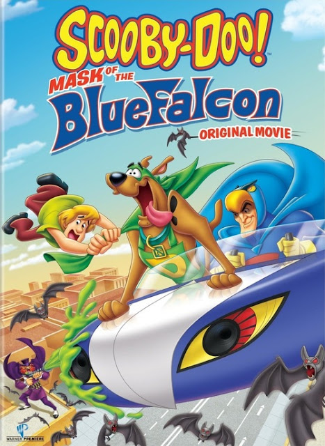Scooby-Doo! Mask of the Blue Falcon (2012) สคูบี้ดู กับยอดมนุษย์บลูฟัลคอน