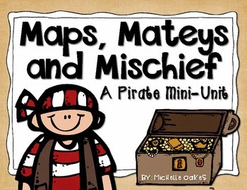 Maps, Matey's and Mischief