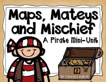 Maps, Matey's and Mischief