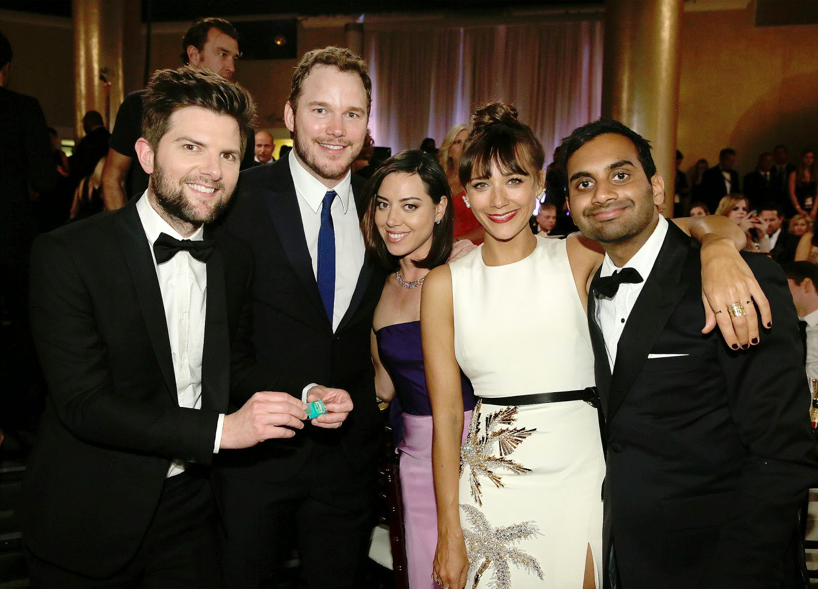 did chris pratt dating aubrey plaza