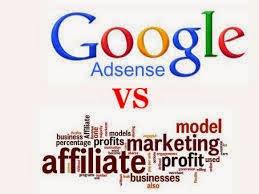 Affiliate Programs vs Google Adsense