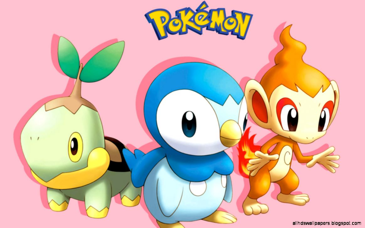 Pokemon Wallpaper All Characters