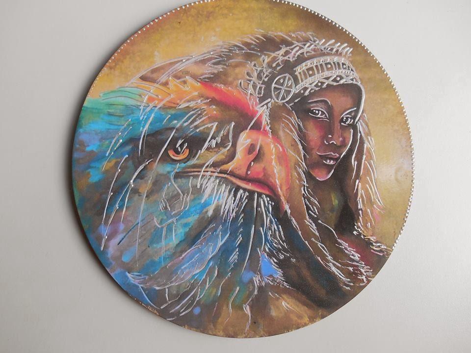 Mandala Xamânica, O Poder Transformador da Águia