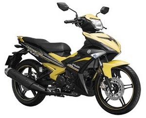 Harga Sepeda Motor Yamaha Jupiter MX 135 cc
