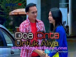 Doa Cinta Untuk Aliya FTV