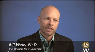 Dr. Bill Wells featured on sexual assault kits video.