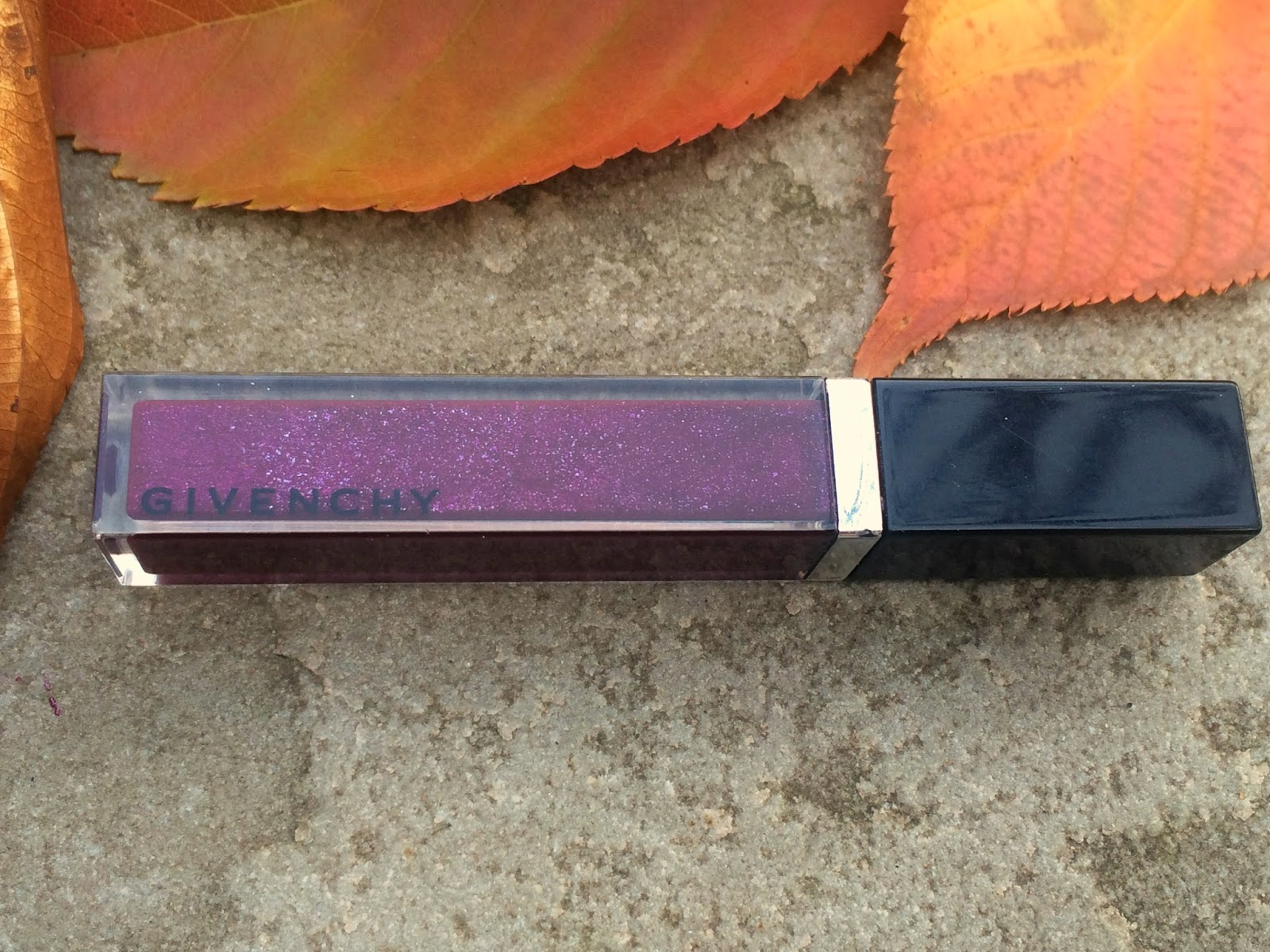Givenchy Gloss Interdit Velvet Purple