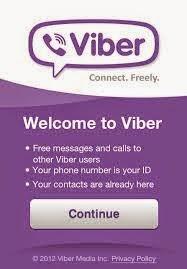 Hướng dẫn cài đặt viber