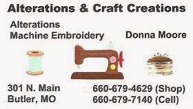 Alterations & Craft Creations