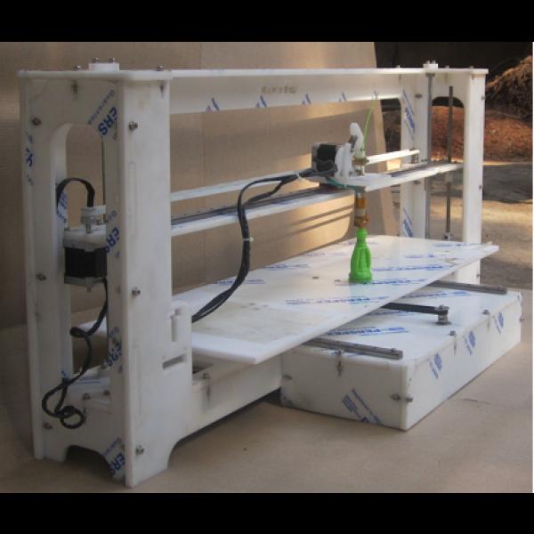 diy 3d printing rapidbot mega 3d printer. Black Bedroom Furniture Sets. Home Design Ideas