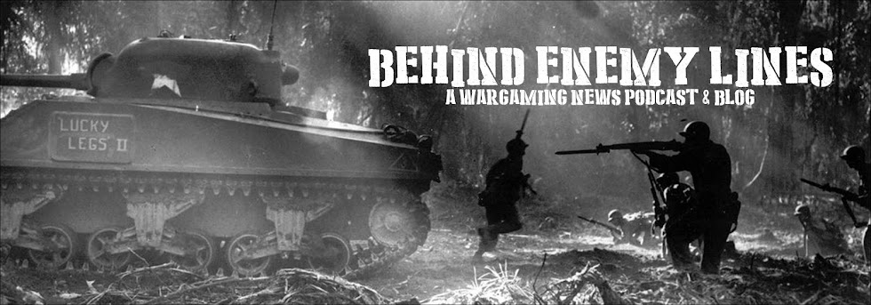 Behind Enemy Lines Podcast