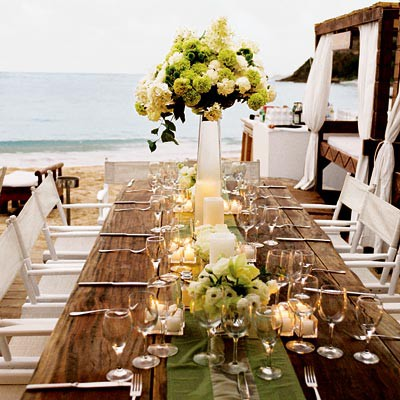 Top 10 Beach Wedding Trends for 2012
