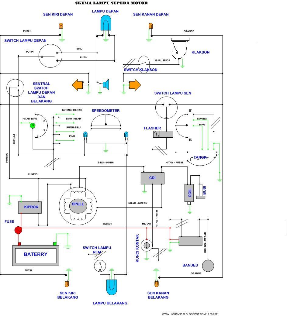 Wiring diagram honda astrea grand wiring diagram kelistrikan honda grand asfbconference2016 Images