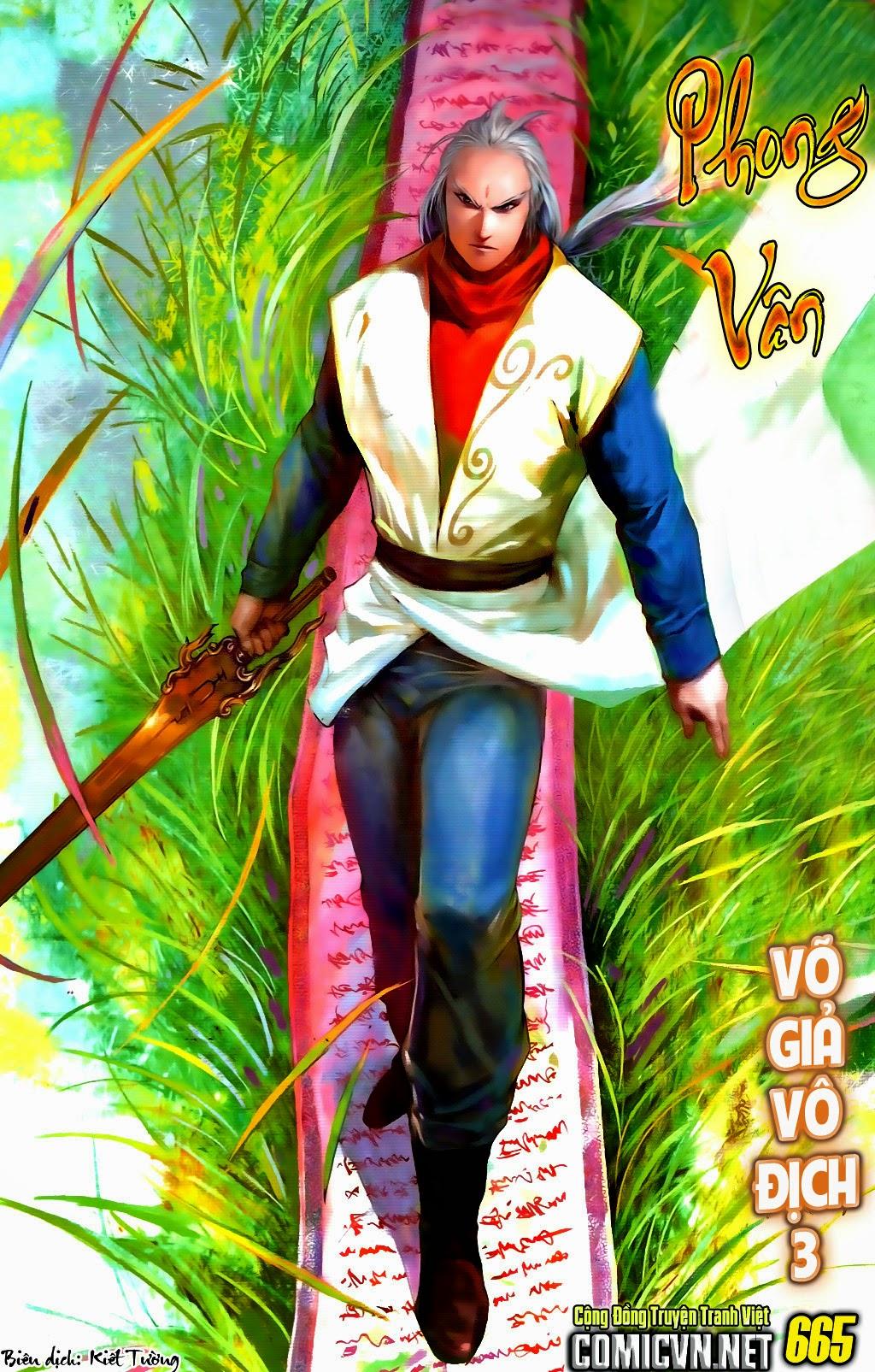 Phong Vân Chap 665