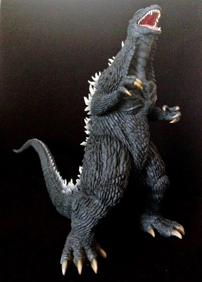 "The Kaiju Planet: Figure Review - X-Plus Toho 12"" Series ..."