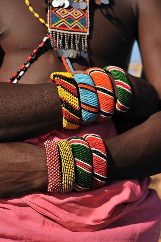 Safari Fusion blog | African bangles | Samburu, Kenya