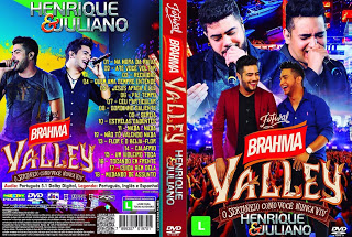 DVD Henrique & Juliano – Brahma Valley 2015
