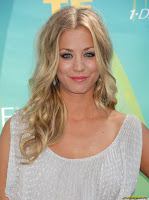 Kaley Cuoco Teen Choice Awards 2011 Los Angeles