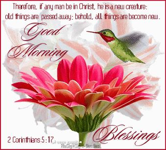 blessings Christ