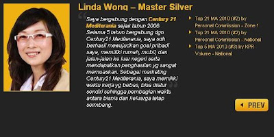 Century 21 Broker Properti Jual Beli Sewa Rumah Indonesia_Testimoni_Linda Wong