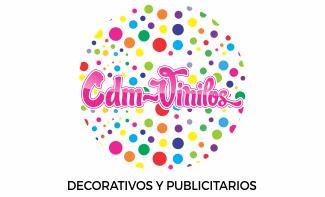 CDM Vinilos Decorativos para pared y vidrieras