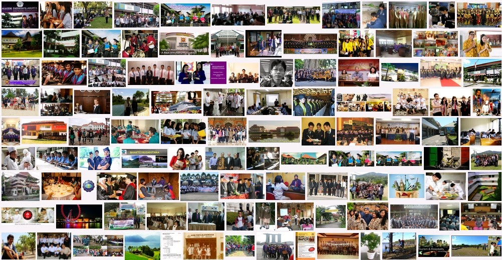 Kuliah Pariwisata di Indonesia dan luar negeri