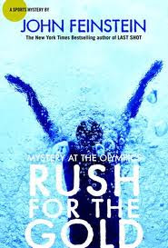 image: Rush for the Gold: Mystery at the Olympics - mystery book review