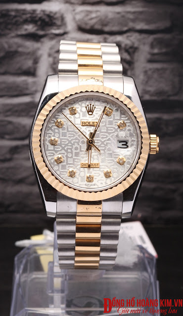 Đồng hồ nam rolex đẹp hút ánh nhìn
