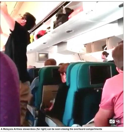 MH17 Ada mayat mangsa ditemui pakai topeng oksigen