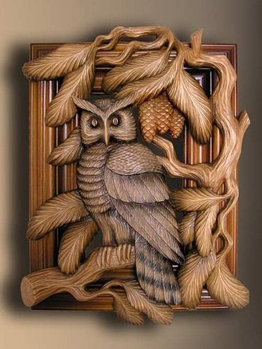 amazing wood carving art  nice n funny