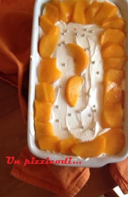 Torta veloce, fresca... ma non proprio dietetica!!!