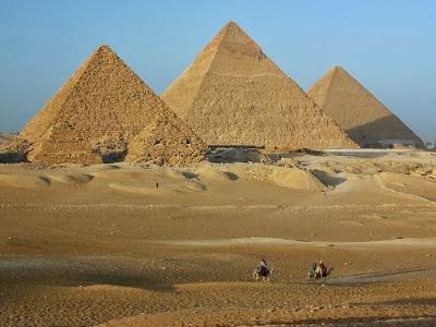 Misteri Pembangunan Piramida Mesir dalam Alquran