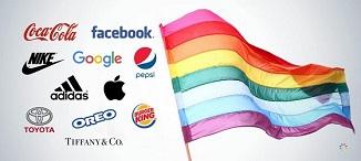 Sodomiții și-au atins deja un target: Ideologia LGBTQ e prioritară pe agenda corporațiilor