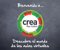"ENLACE A LA PLATAFORMA EDUCATIVA ""CREA"""